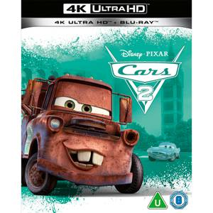 Cars - Zavvi Exclusive 4K Ultra HD Collection #10