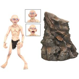 Diamond Select Lord Of The Rings Deluxe Action Figure - Gollum