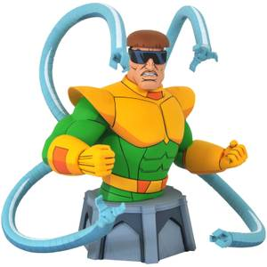 Diamond Select Marvel Animated Bust - Doctor Octopus