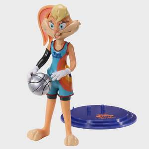 Noble Collection Space Jam: A New Legacy Lola Bunny BendyFig 7.5 Inch Action Figure