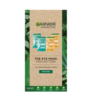Garnier Sheet Mask Eye Mask Collection