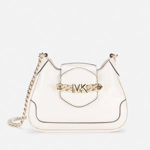 MICHAEL Michael Kors Women's Wythe Cross Body Bag - Lt Cream