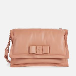 Salvatore Ferragamo Women's Viva Bow Bag - New Blush