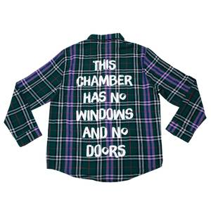 Cakeworthy Haunted Mansion Chamber Flannel