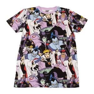 Cakeworthy Villains AOP T-Shirt