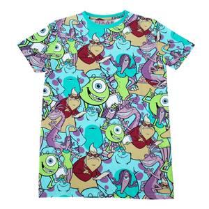 Cakeworthy Monsters Inc AOP T-Shirt