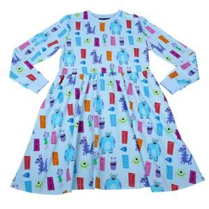 Cakeworthy Monsters Inc Sweater Dress