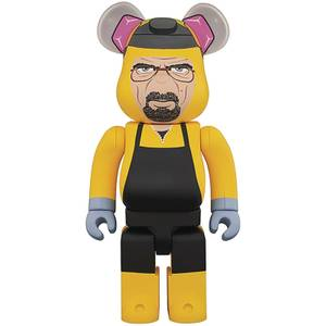 Medicom Breaking Bad Walter White (Chemical Outfit) 1000% Be@rbrick