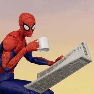 Spider-Man: Enter The Spider-Verse SV-ACTION Figure - Peter B. Parker
