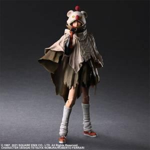 Square Enix Final Fantasy VII REMAKE Intergrade Play Arts Kai Figure - Yuffie Kisaragi