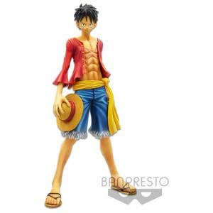 Banpresto One Piece Banpresto Chronicle Master Stars Piece The Monkey.D.Luffy