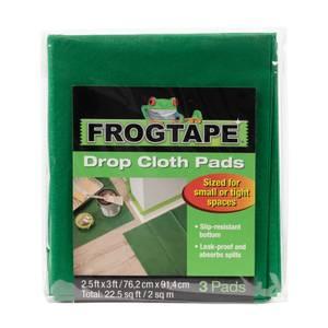FrogTape Drop Cloth Pads