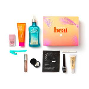 GLOSSYBOX x Heat Summer Limited Edition 2021