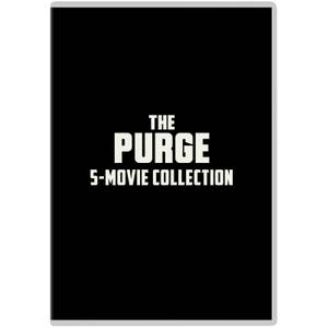 The Purge 1-5 Boxset