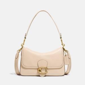Coach Women's Soft Calf Leather Tabby Shoulder Bag - B4/Ivory