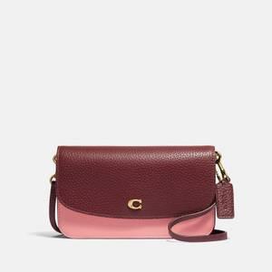 Coach Women's Colorblock Hayden Cross Body Bag - Candy Pink Multi