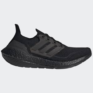 adidas Women's Ultra Boost 21 Running Shoes - Core Black/Core Black/Core Black