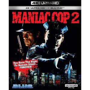 Maniac Cop 2 - 4K Ultra HD (Includes Blu-ray)