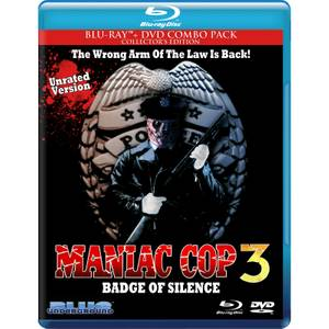 Maniac Cop 3: Badge Of Silence (Includes DVD)