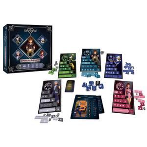 Kingdom Hearts: Perilous Pursuit Board Game