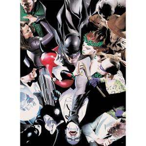 """Batman """"Tango With Evil"""" 1000 Piece Puzzle"""