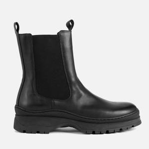 Ted Baker Men's Akeeno Leather Chelsea Boots - Black