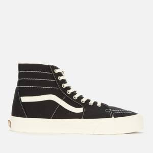 Vans 's Eco Theory Sk8-Hi Tapered Trainers - Black/Natural