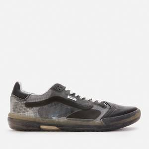 Vans Men's Ultimate Waffle See Through Trainers - Trans/Black