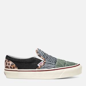 Vans Women's Anaheim Classic Dx Slip-On Trainers - Quilted Mix