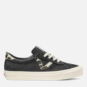 Vans Men's Anaheim Style 73 Dx Trainers - Black/Dalmatian