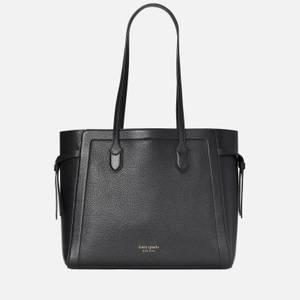 Kate Spade New York Women's Knott Leather – Tote Bag - Black
