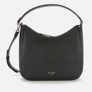 Kate Spade New York Women's Roulette – Large Hobo Bag - Black