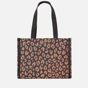 Kate Spade New York Women's Sam The Little Better Leopard – Tote Bag - Black Multi