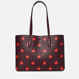 Kate Spade New York Women's All Day Apple Toss – Tote Bag - Multi