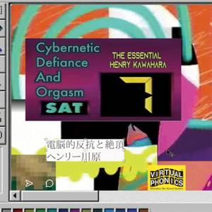 Henry Kawahara - Cybernetic Defiance and Orgasm: The Essential Henry Kawahara 2xLP