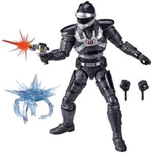Hasbro Power Rangers Lightning Collection In Space Phantom Ranger Action Figure