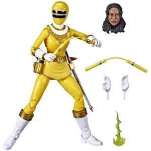 Hasbro Power Rangers Lightning Collection Zeo Yellow Ranger Action Figure