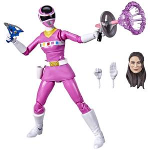 Hasbro Power Rangers Lightning Collection In Space Pink Ranger Action Figure