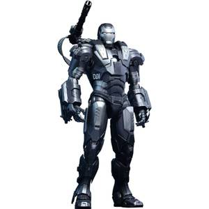 Hot Toys Iron Man 2 Movie Masterpiece Action Figure 1/6 War Machine 32 cm