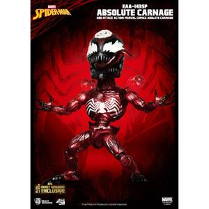 Beast Kingdom Marvel Comics Egg Attack Action Figure Absolute Carnage BK Exclusive 16 cm