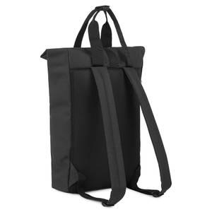 Roll Top Backpack - True Black