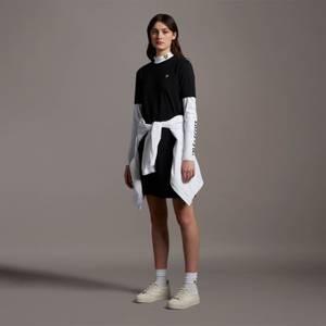 T-shirt Dress - Jet Black