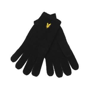 Racked rib gloves