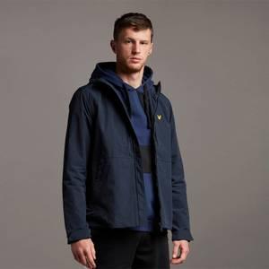 Panelled Jacket - Dark Navy