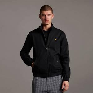 Harrington jacket - Jet Black