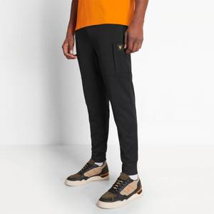 Lyle & Scott Men's Pocket Sweatpants - Jet Black