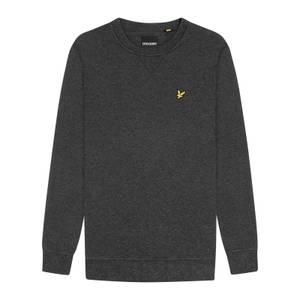 Crew Neck Sweatshirt - Charcoal Marl