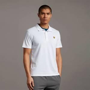 Sport SS Polo - White