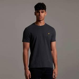 Plain T-Shirt - Charcoal Marl