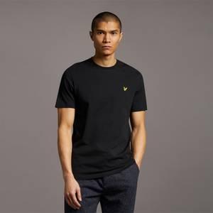 Plain T-Shirt - Jet Black